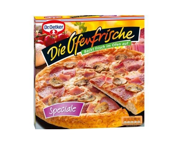 [REAL] Dr. Oetker Pizza - Die Ofenfrische für 1,49€ (Angebot + Coupon)