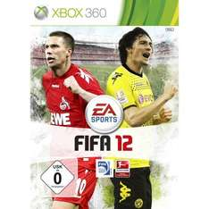 Xbox 360 - FIFA 12 (Deutsche Version) [@Voelkner.de]