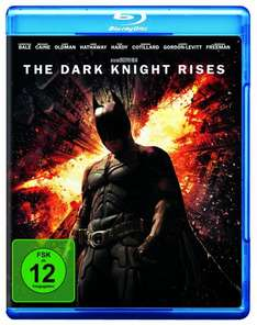 [Saturn Online] The Dark Knight Rises [Blu-ray] mal wieder für 4,99€ + VSK