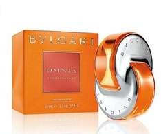 Omnia India - Kostenlose Duftprobe - BVLGARI Omnia Indian Garnet Fragrance