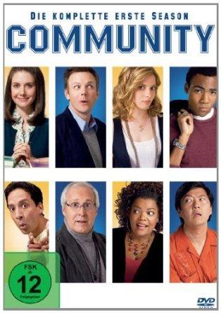 [amazon.de] Community (DVD) - Die komplette erste Staffel für 8,97€ (Sitcom)