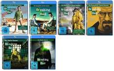 Blu-Ray Box - Breaking Bad (Season 1-6) ab je €11,97 [@Amazon.de PRIME]