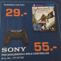[Lokal] Berlin Saturn Köpenick - Assassin's Creed 4 Black Flag für die PS4 (Playstation 4)