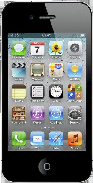 iPhone 4s 8GB mit Vertrag für 229,99 € über 24 Monate @typhone.de
