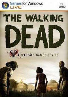 The Walking Dead Season 1 5,74 + 400 Days DLC 1,24 @ Steamstore