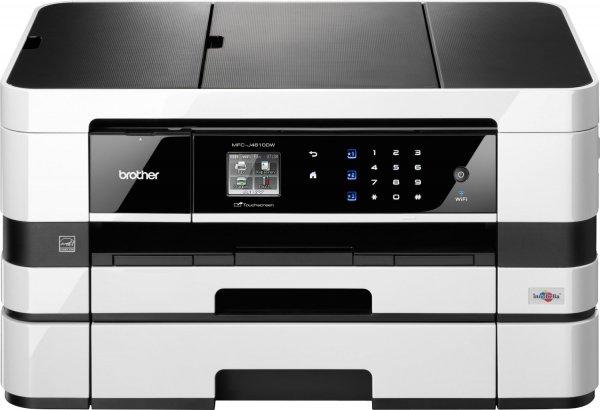 Brother MFC-J4610DW Multifunktionsgerät (Kopierer, Scanner, Drucker, Fax) für 139€ frei Haus @Comtech