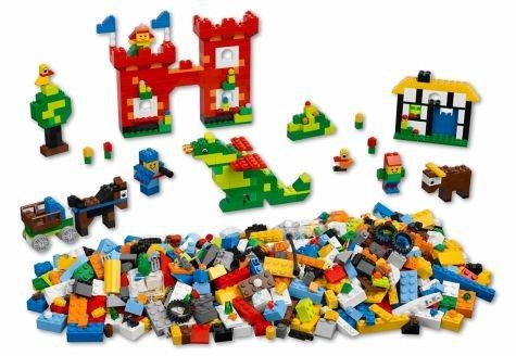 LEGO Steine & Co. 4630 Bau- und Spielkiste 1.000 Teile für 29,99€ (Update: 32,99€) [buecher.de]