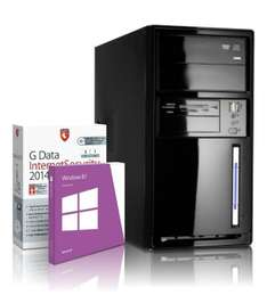 Sehr günstiger Quad Core PC mit Win 8.1 bei amazon für 177 EUR