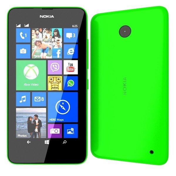 [wieder da] Lumia 630 Dual SIM für 109 Euro in grün bei Media Markt