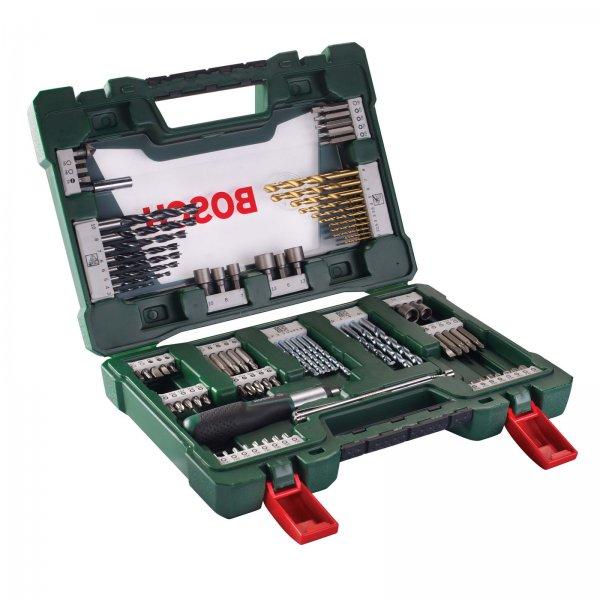 [ebay] Bosch 91-tlg. Bohrer- und Bit-Set