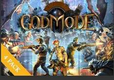 STEAM - God Mode 4-Pack 4,50€ / mit VPN 3,75€ @ Bundlestars