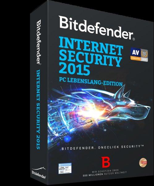 [PC-Welt] Bitdefender Internet Security 2015 für 9 Monate