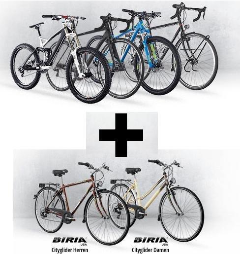 [Fahrrad.de] Biria Cityrad gratis beim Kauf eines Fahrrads ab 699 €