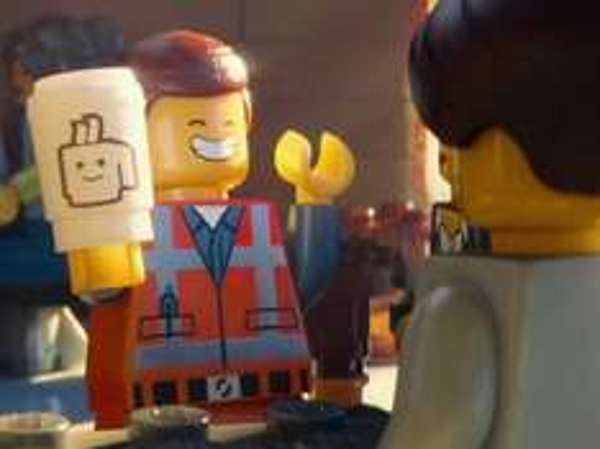 LEGO Movie - Hier ist alles super - deutsche und jetzt auch englische originale Songversion auf Warnerbros.de