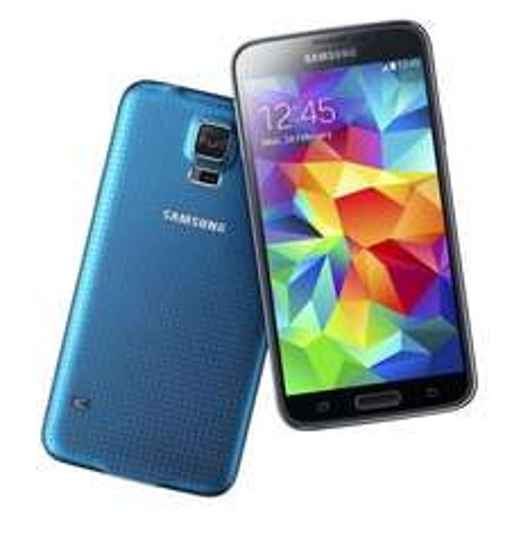 Samsung Galaxy S5 (blau) 'Wie Neu' @GetGoods //mini auch günstig