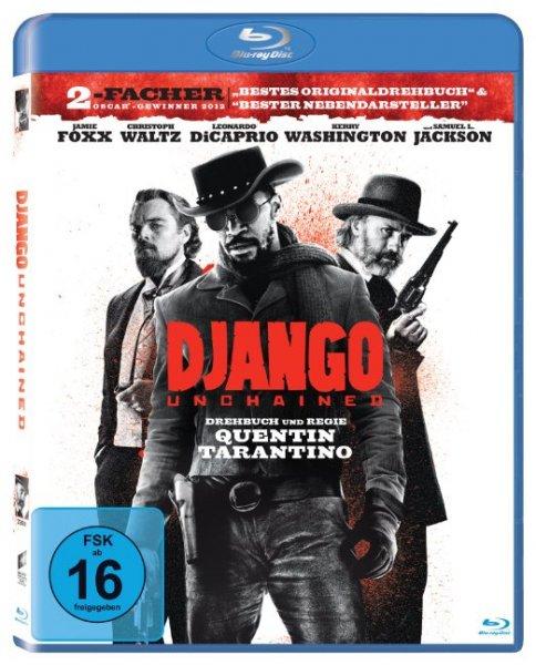 [Bluray] Django Unchained @ Amazon (Prime) / MM für 8,90€