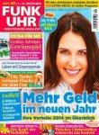 FUNK UHR: Jahresabo mit  17,80 € Gewinn + 5 € Tchibo Gutschein