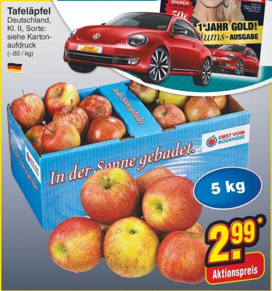 [NETTO Markendiscount] An apple a day keeps the doctor away - 5 kg Tafeläpfel Kl. II für 2,99 €