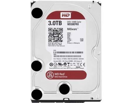 [meinpaket] Western Digital Red 3 TB Festplatte VSK Frei