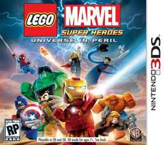 [Conrad/Bestellung in Filiale] LEGO 3DS Marvel: Super Heroes