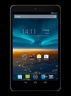 Vodafone Smart Tab 4 8'', QuadCore, 1GB, UMTS