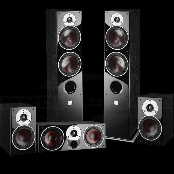 Lautsprecher-Angebot: Dali Zensor 1, 3 , 5 und 7 + Dali Zensor Vokal Center (Paarpreis,verschiedene Farben) = 250,20€ / 358,20€ / 592,20€ / 754,20€ @ Meinpaket