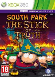 South Park: The Stick of Truth (360/PS3) für 26,30 EUR inkl. Versand bei game.co.uk