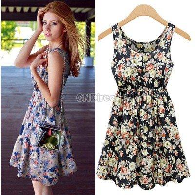 [CHINA-DEAL] Sommer Damenkleid für 0,84€ inkl. Versand