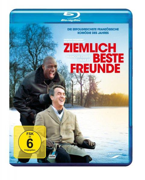 Ziemlich beste Freunde Blu-ray für 5€ Amazon (+3€ VSK für nicht Prime Kunden)