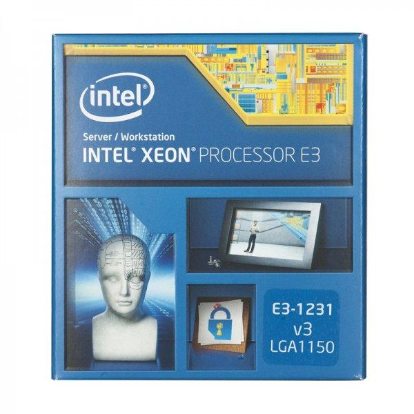 Intel Xeon E3-1231 v3 // meinpaket.de // 188,91 € mit 10 % Gutschein versandkostenfrei