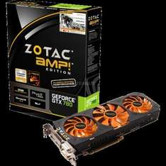 Zotac Geforce GTX 780 AMP! Edition 3072MB GDDR5 349,90€ @ ZackZack