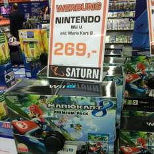 (lokal Dortmund?) Wii U Premium Pack Mario Kart
