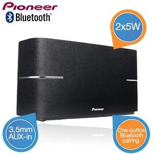 Pioneer XW-BTS1-K Bluetooth Lautsprecher für 36 Euro @iBOOD