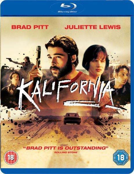 Blu-ray - Kalifornia für €6,42 [@Wowhd.se]
