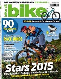 Bike Kennenlernabo 3 Hefte für 10€(für 1€ mehr gibt es die digitale Version dazu) anstatt 14,70€ PLUS Begrüßungsgeschenk z.B. Gutschein 10€ oder Bremsbeläge