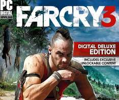 Far Cry 3 Deluxe Edition (Uplay) für 5,35€ @Amazon.co.uk