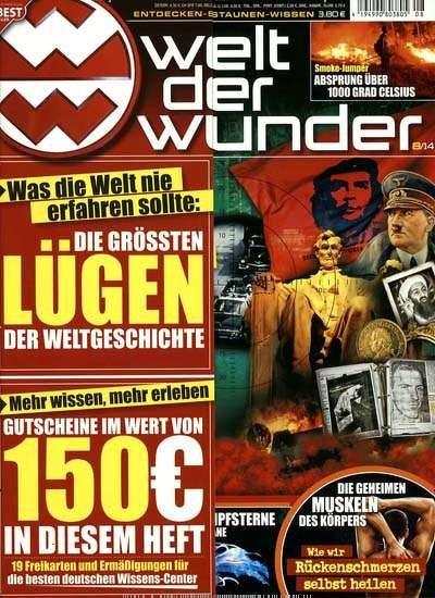 Welt der Wunder für 45€ + 35€ Universalgutschein