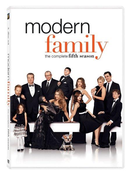 [DVD Region 1 Pre-Order] Modern Family: Season 5 für 17€ inkl. Versand @Amazon.com