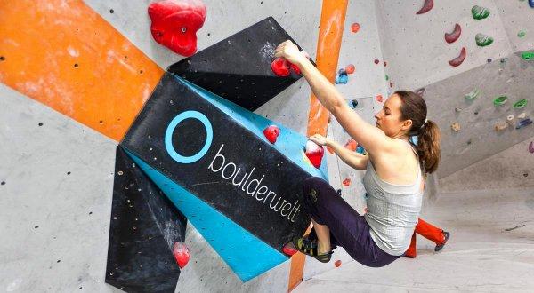 [Lokal] FREIER EINTRITT am Eröffnungswochenende in die Boulderwelt München West (6. + 7. September)