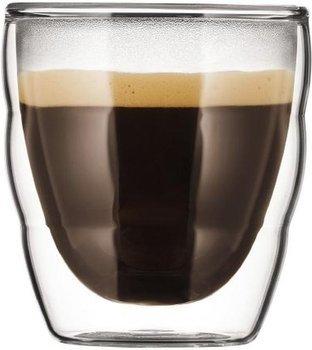 Bodum Pilatus 0,08l 80ml Espressogläser Doppelwandig (Abholung im Markt)
