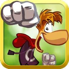 Rayman Jungle Run kostenlos @amazon appshop