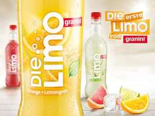 [MÜLLER] Granini Die Limo 1,0l für 0,59€ (Angebot + Coupon)