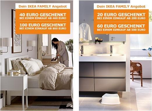 IKEA - Schlaf bzw. Badezimmerzuschuss bis zu 11,11% Ersparnis