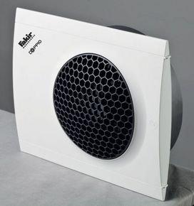 Fakir Doppio Cremeweiß/Grau Design-Heizlüfter 1000/2000 Watt für 8,99€ @ notebooksbilliger.de