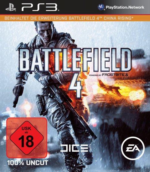 Battlefield 4 Day One Edition (PS3) für 20,66€ (bzw. bei Sammelbestellung 13,77€) - Kostenloser Versand