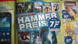 [Real bundesweit] Viele gute Blu-Rays für 7,99 Euro - u.A. Man of Steel und Gravity