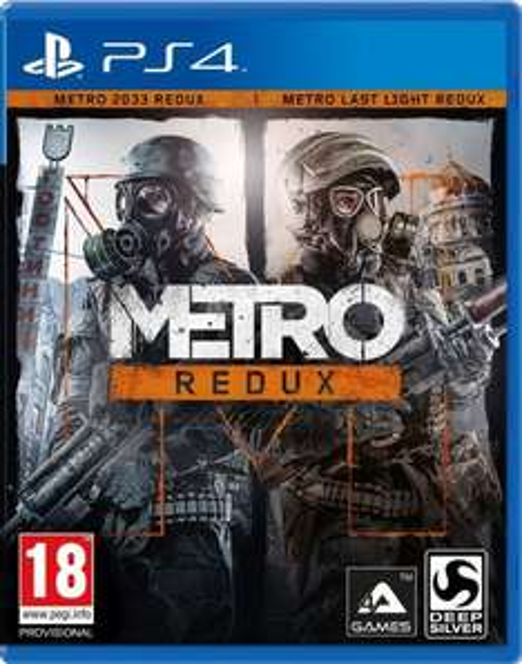 [Lokal] Mediamarkt NL Metro Redux PS4 (35%Ersparnis)