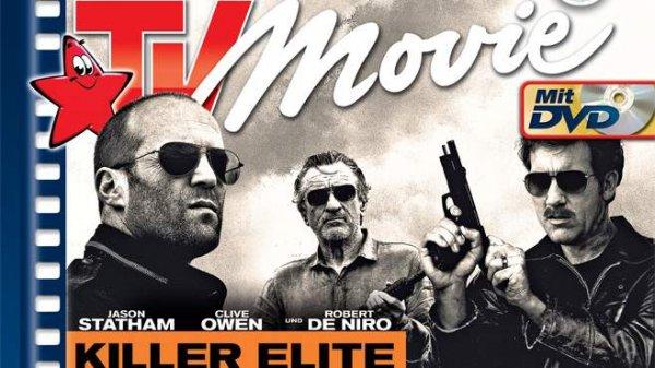 Killer Elite DVD in der neuen TV Movie für 3,50€