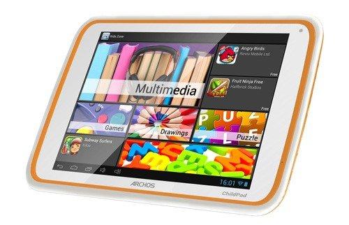 [3% Qipu] Archos 80 ChildPad 2 - 20,3 cm (8 Zoll) Tablet-PC 1GB-RAM / 4GB / Android 4.1 für 69€ frei Haus @DC