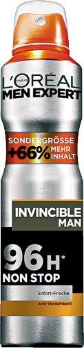 @Rossmann - L'Oréal Paris Men Expert Deodorant mit 66% mehr Inhalt (250 ml)